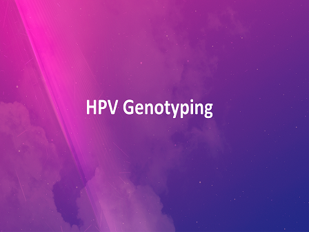 آزمایش HPV Genotyping